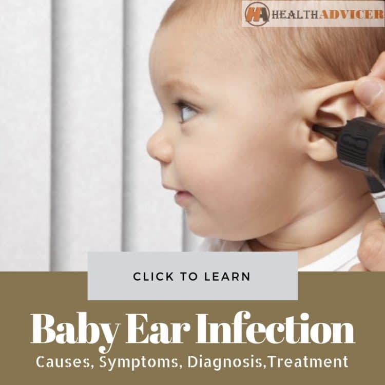 Baby Ear Infection Picture
